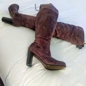 Bucco Over the Knee Boots